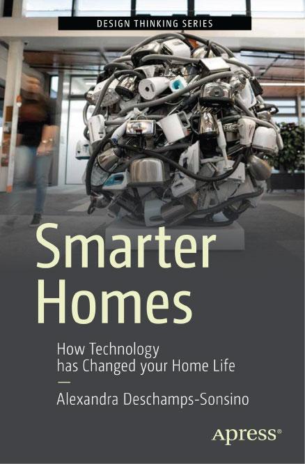 Smarter Homes book cover