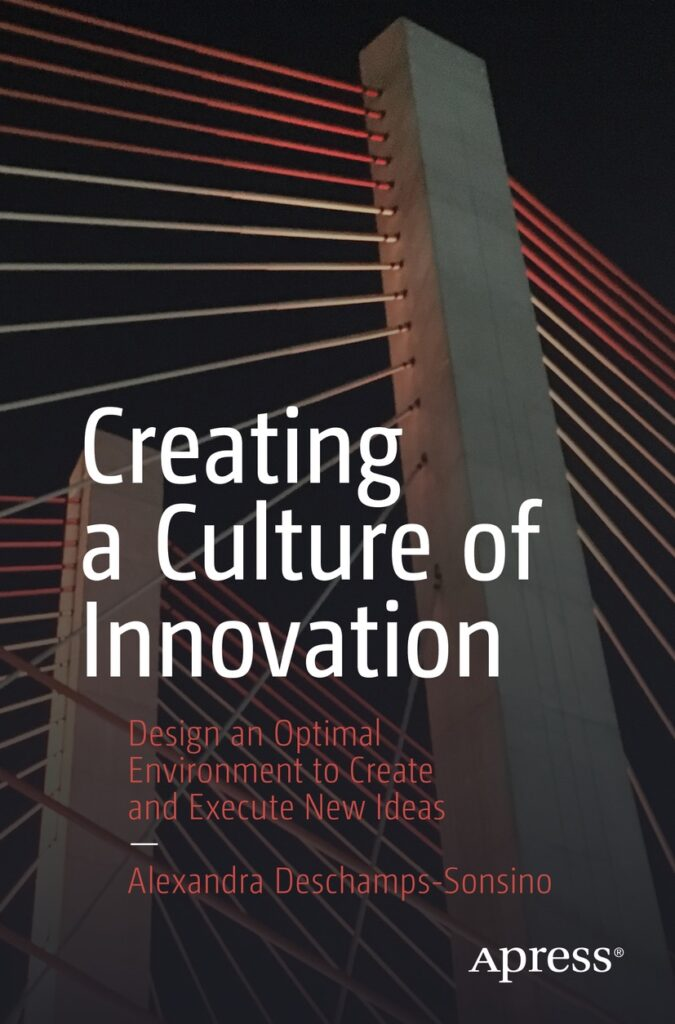 Creating a Culture of Innovation book cover